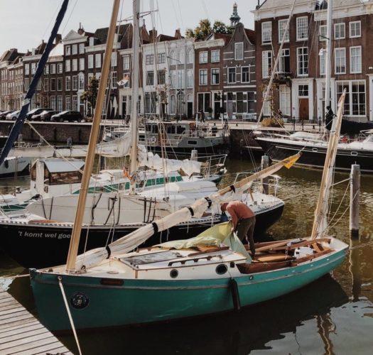 aangekomen in Middelburg
